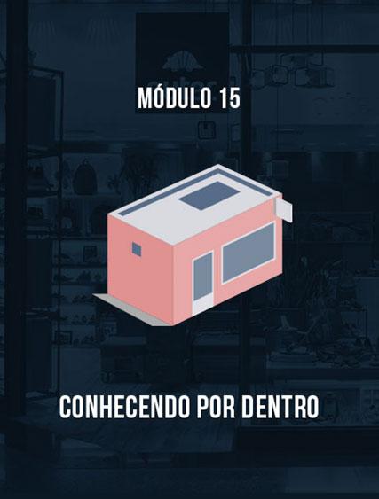 Módulo 15 – Conhecendo por Dentro
